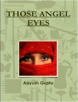 Cover for 'Those Angel Eyes'