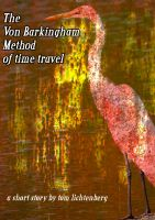 Cover for 'The Von Barkingham Method of Time Travel'