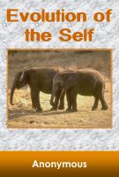 Cover for 'Evolution of the Self'