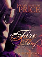 Cover for 'Fire Thief'
