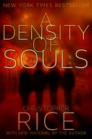 Cover for 'A Density of Souls'