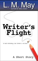 Cover for 'Writer's Flight'