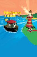 Cover for 'Toby Learns a Lesson'