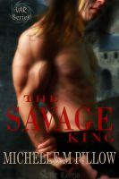 Cover for 'The Savage King (Lords of the Var 1)'