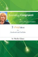 Cover for '3 Free Marketing Ideas using Facebook and YouTube'