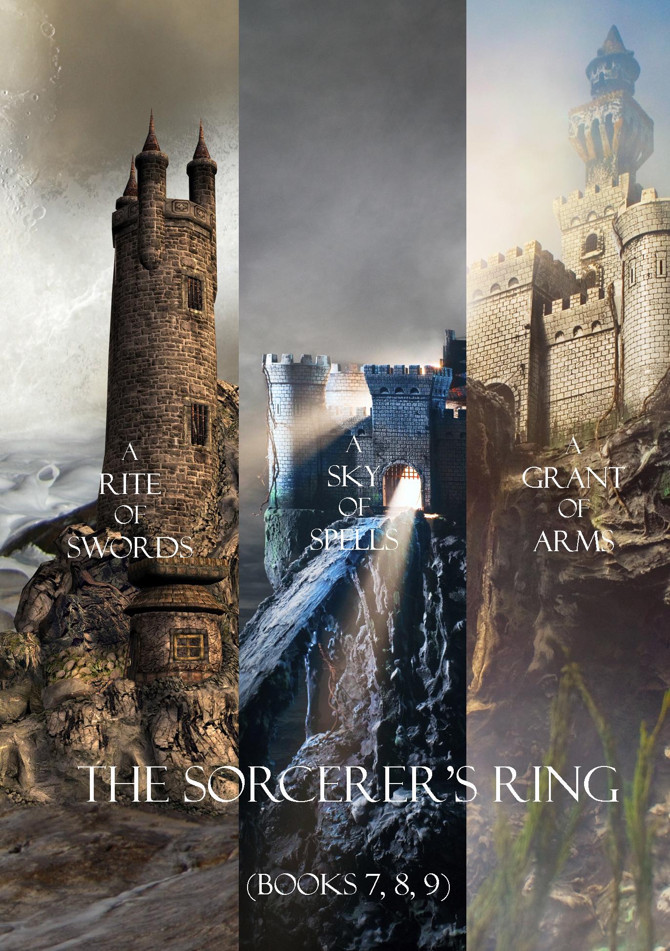 Morgan Rice - Sorcerer's Ring Bundle (Books 7,8,9)