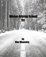 Cover for 'Winter Driving School 101'