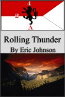 Cover for '2-4 Cavalry: Rolling Thunder'