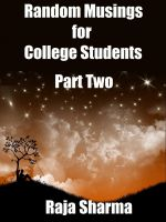 Cover for 'Random Musings for College Students: Part Two'