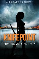 Cover for 'Knifepoint'