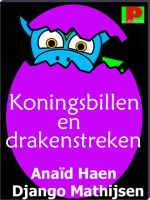 Cover for 'Koningsbillen en drakenstreken'
