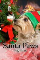 Cover for 'Santa Paws'