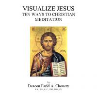 Cover for 'Visualize Jesus : Ten Ways to Christian Meditation'