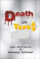 Cover for 'Death and Taxes'