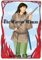 Cover for 'The Warrior Woman'