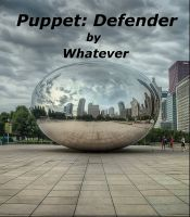 Cover for 'Puppet: Defender'