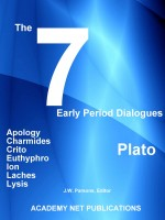 Cover for 'Plato's 7 Early Period Dialogues'