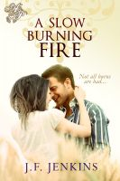 Cover for 'A Slow Burning Fire'