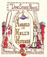 Cover for 'Angels in Hell's Kitchen'