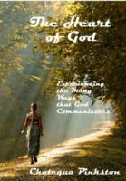 Cover for 'The Heart of God'