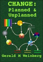 Cover for 'CHANGE: Planned & Unplanned'