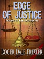 Cover for 'Edge of Justice'
