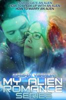 Cover for 'My Alien Romance Series'