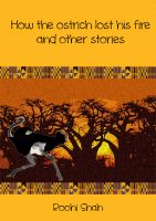 Cover for 'How the ostrich lost his fire and other stories'