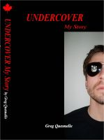 Cover for 'Undercover My Story'