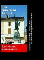 Cover for 'The American Letters'