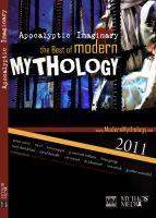 Cover for 'Apocalyptic Imaginary: The Best of Modern Mythology 2011'