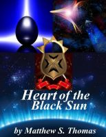 Cover for 'Heart of the Black Sun'