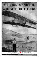 Cover for 'Miss Jones and the Wright Brothers'