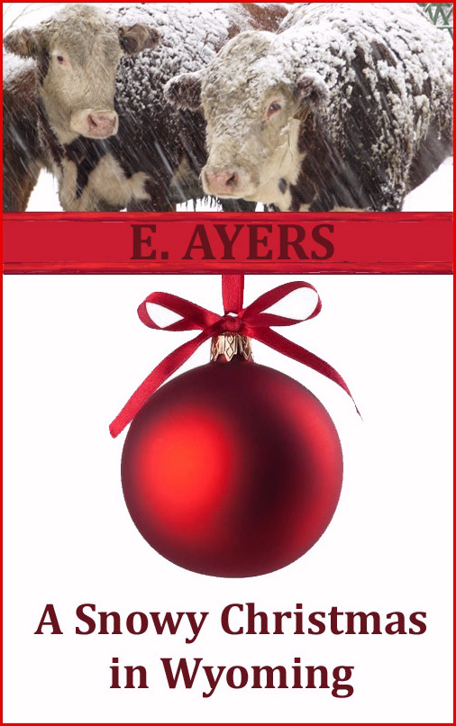 E. Ayers - A Snowy Christmas in Wyoming (Contemporary Romance)
