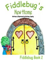 Cover for 'Fiddlebug's New Home'