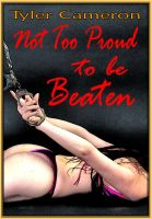 Cover for 'Not Too Proud To Be Beaten'