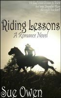 Cover for 'Riding Lessons'