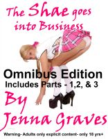 Cover for 'The Shae goes into Business- Omnibus edition'