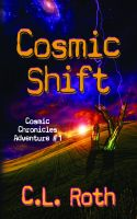 Cover for 'Cosmic Shift'