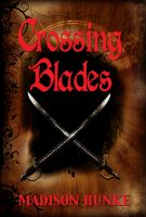 Cover for 'Crossing Blades'