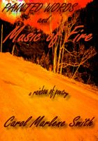 Cover for 'Painted Words and Music of Fire'