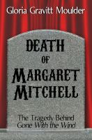 Cover for 'Death Of Margaret Mitchell'