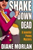 Cover for 'Shake Down Dead'