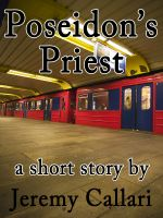Cover for 'Poseidon's Priest'