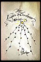 Cover for 'The Lights of Christmas Street'