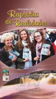 Cover for 'Rhapsody of Realities November 2012 Portuguese Edition'