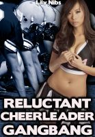 Cover for 'Reluctant Cheerleader Gangbang (Dubcon Teenager Erotica)'