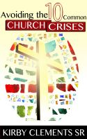 Cover for 'Avoiding the Ten Common Church Crises'