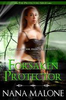 Cover for 'Forsaken Protector'