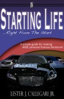 Cover for 'Starting Life...Right From The Start'